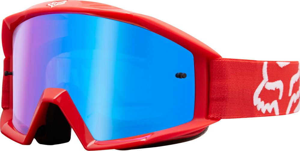 affordable price arrives 2018 shoes FOX Goggles Main Race - NS, Red, MX18
