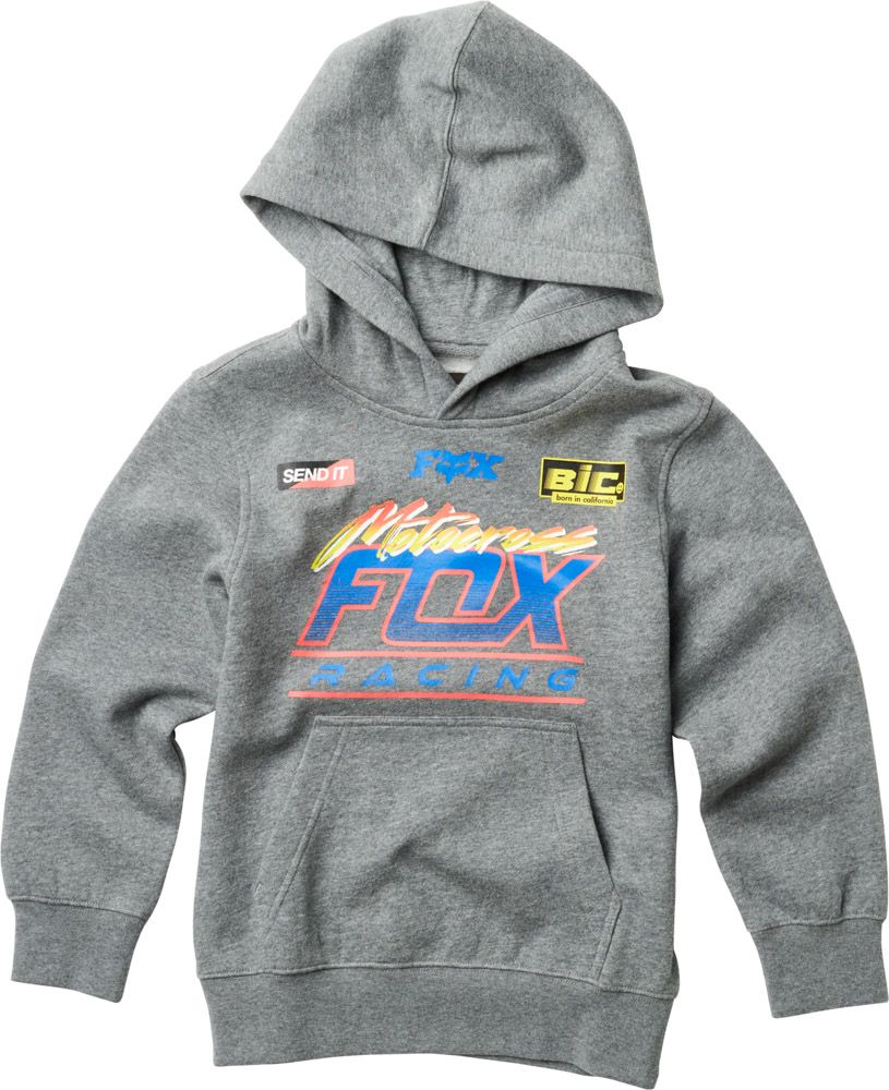 Fox Racing Boy/'s Youth Muffler Graphic T-Shirt