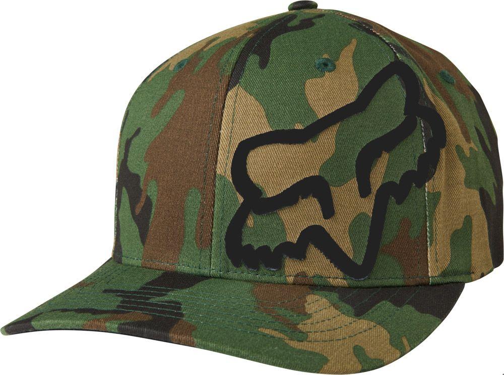759c5a0d0dd FOX Flex 45 Flexfit Hat -L XL