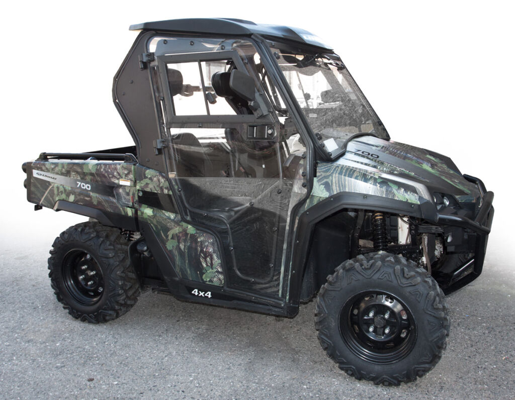 Complete Cabin with heating for Linhai UTV 700 4x4