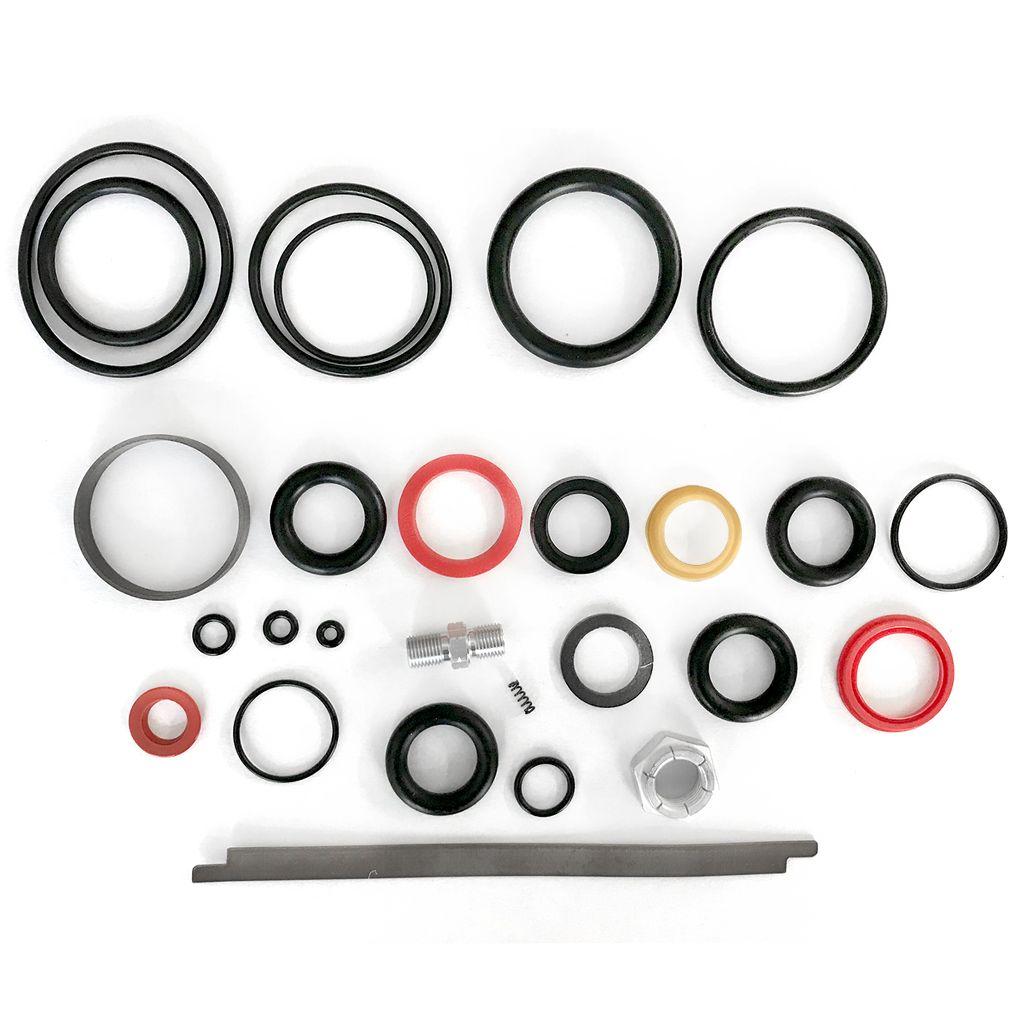 Kit: Rebuilt, O-Rings & Seals, Piggyback RC2, Podium 1 5 (0,620 Shaft)