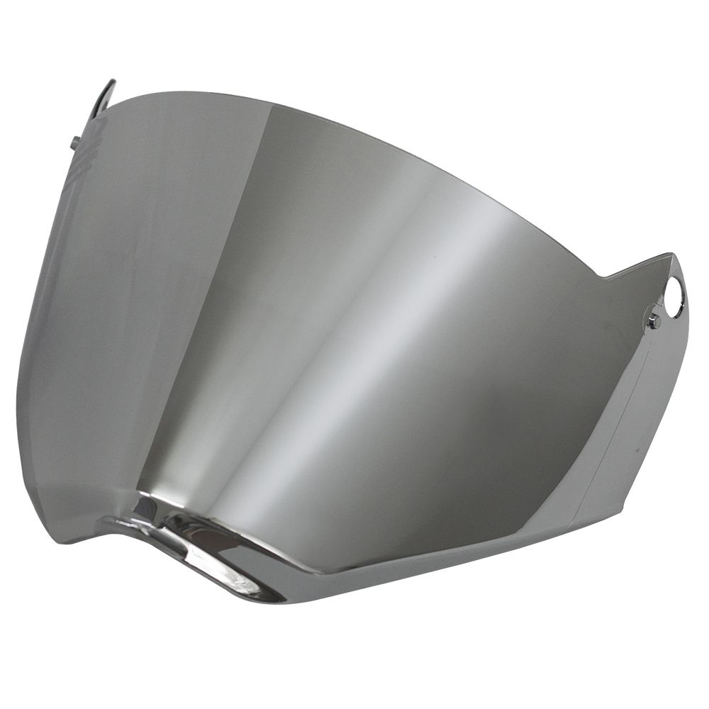 Ls2 Visor Mx436 Iridium Silver Pioneer 311 Clear