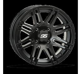 SS212 Wheel Machined 12x7-5+2 Offset ITP 4//115 1228371404B I.T.P.